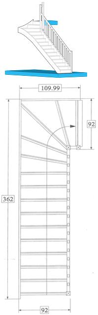 devis escalier excellent dlicieux chape de beton interieur devis escalier bton pose prix. Black Bedroom Furniture Sets. Home Design Ideas
