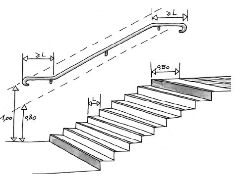 normes escalier en kit escalier en kit abbeville amiens. Black Bedroom Furniture Sets. Home Design Ideas