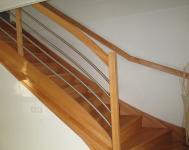 Escalier Quart de Tour Départ