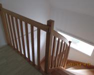 Escalier Demi-Tour