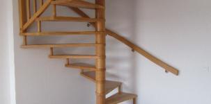Escalier Helicoïdal